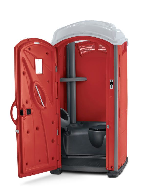 Standard portable bathroom